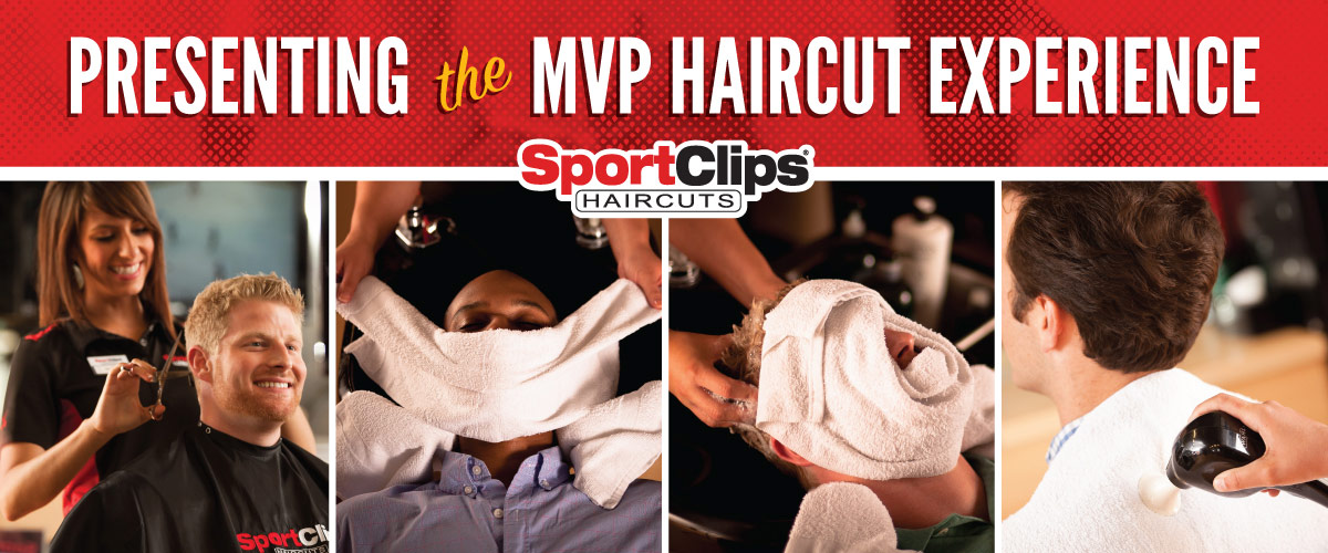 The Sport Clips Haircuts of Woodland Gateway MVP Haircut Experience